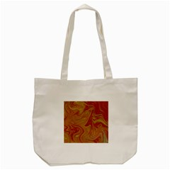 Texture Pattern Abstract Art Tote Bag (cream)