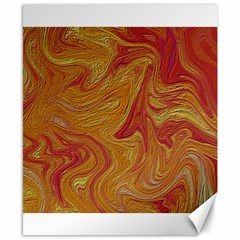 Texture Pattern Abstract Art Canvas 8  X 10