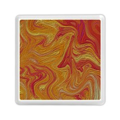 Texture Pattern Abstract Art Memory Card Reader (square)