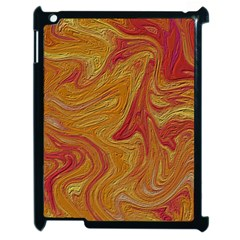 Texture Pattern Abstract Art Apple Ipad 2 Case (black)
