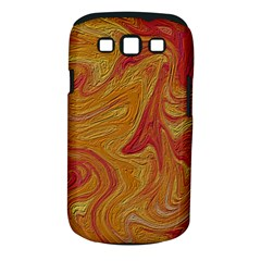 Texture Pattern Abstract Art Samsung Galaxy S Iii Classic Hardshell Case (pc+silicone)