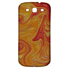 Texture Pattern Abstract Art Samsung Galaxy S3 S Iii Classic Hardshell Back Case