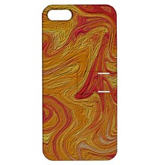 Texture Pattern Abstract Art Apple Iphone 5 Hardshell Case With Stand