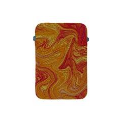 Texture Pattern Abstract Art Apple Ipad Mini Protective Soft Cases