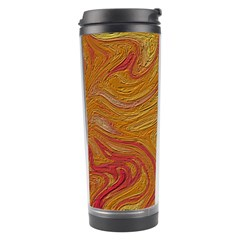 Texture Pattern Abstract Art Travel Tumbler