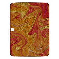 Texture Pattern Abstract Art Samsung Galaxy Tab 3 (10 1 ) P5200 Hardshell Case