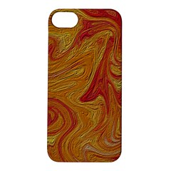 Texture Pattern Abstract Art Apple Iphone 5s/ Se Hardshell Case