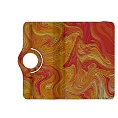 Texture Pattern Abstract Art Kindle Fire Hdx 8 9  Flip 360 Case