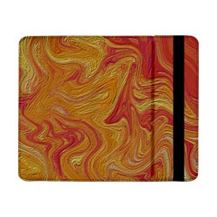 Texture Pattern Abstract Art Samsung Galaxy Tab Pro 8 4  Flip Case