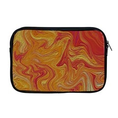 Texture Pattern Abstract Art Apple Macbook Pro 17  Zipper Case