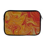 Texture Pattern Abstract Art Apple MacBook Pro 17  Zipper Case Front
