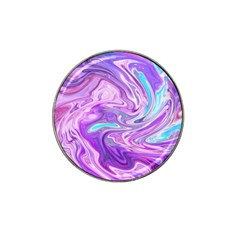 Abstract Art Texture Form Pattern Hat Clip Ball Marker (4 Pack)