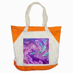 Abstract Art Texture Form Pattern Accent Tote Bag