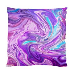 Abstract Art Texture Form Pattern Standard Cushion Case (one Side)