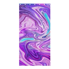 Abstract Art Texture Form Pattern Shower Curtain 36  X 72  (stall)