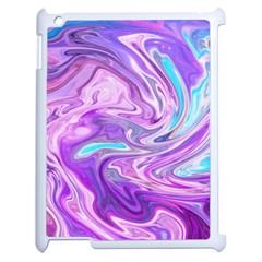 Abstract Art Texture Form Pattern Apple Ipad 2 Case (white)