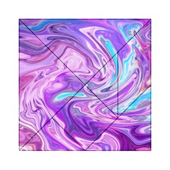 Abstract Art Texture Form Pattern Acrylic Tangram Puzzle (6  X 6 )