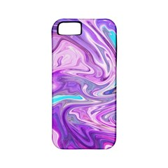 Abstract Art Texture Form Pattern Apple Iphone 5 Classic Hardshell Case (pc+silicone)