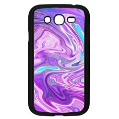 Abstract Art Texture Form Pattern Samsung Galaxy Grand Duos I9082 Case (black)