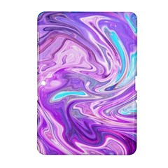 Abstract Art Texture Form Pattern Samsung Galaxy Tab 2 (10 1 ) P5100 Hardshell Case
