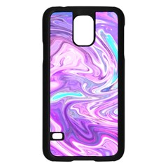Abstract Art Texture Form Pattern Samsung Galaxy S5 Case (black)