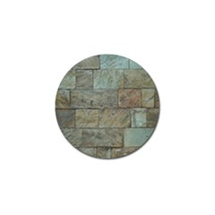 Wall Stone Granite Brick Solid Golf Ball Marker (10 Pack)