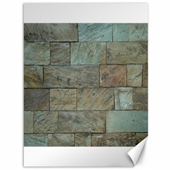 Wall Stone Granite Brick Solid Canvas 36  X 48