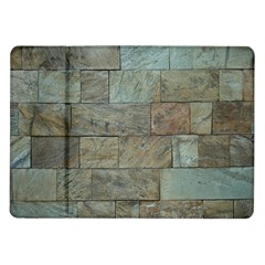 Wall Stone Granite Brick Solid Samsung Galaxy Tab 10 1  P7500 Flip Case