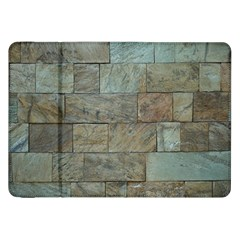 Wall Stone Granite Brick Solid Samsung Galaxy Tab 8 9  P7300 Flip Case
