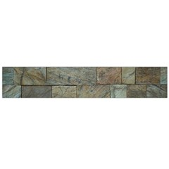 Wall Stone Granite Brick Solid Large Flano Scarf