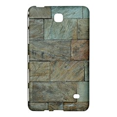 Wall Stone Granite Brick Solid Samsung Galaxy Tab 4 (8 ) Hardshell Case