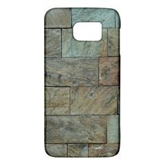 Wall Stone Granite Brick Solid Galaxy S6