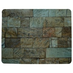 Wall Stone Granite Brick Solid Jigsaw Puzzle Photo Stand (rectangular)