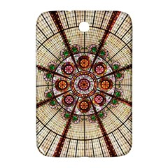 Pattern Round Abstract Geometric Samsung Galaxy Note 8 0 N5100 Hardshell Case