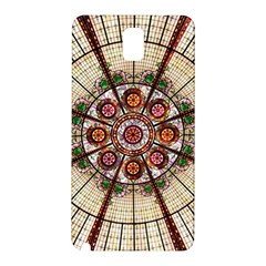 Pattern Round Abstract Geometric Samsung Galaxy Note 3 N9005 Hardshell Back Case
