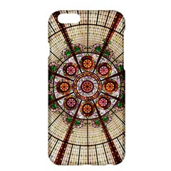 Pattern Round Abstract Geometric Apple Iphone 6 Plus/6s Plus Hardshell Case