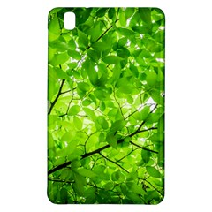 Green Wood The Leaves Twig Leaf Texture Samsung Galaxy Tab Pro 8 4 Hardshell Case