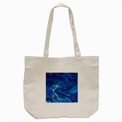 Abstract Pattern Texture Art Tote Bag (cream)
