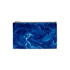 Abstract Pattern Texture Art Cosmetic Bag (small)