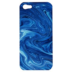 Abstract Pattern Texture Art Apple Iphone 5 Hardshell Case