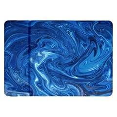 Abstract Pattern Texture Art Samsung Galaxy Tab 8 9  P7300 Flip Case