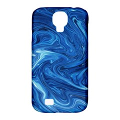 Abstract Pattern Texture Art Samsung Galaxy S4 Classic Hardshell Case (pc+silicone)