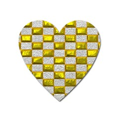 Pattern Desktop Square Wallpaper Heart Magnet