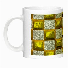 Pattern Desktop Square Wallpaper Night Luminous Mugs