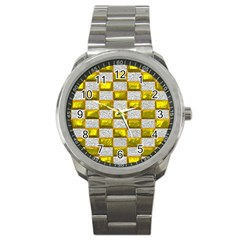 Pattern Desktop Square Wallpaper Sport Metal Watch