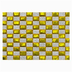 Pattern Desktop Square Wallpaper Large Glasses Cloth (2 Side)