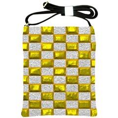 Pattern Desktop Square Wallpaper Shoulder Sling Bags