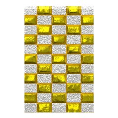 Pattern Desktop Square Wallpaper Shower Curtain 48  X 72  (small)  by Nexatart