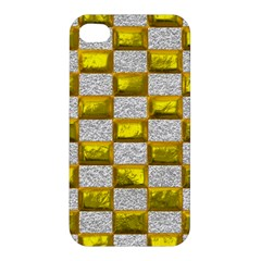 Pattern Desktop Square Wallpaper Apple Iphone 4/4s Hardshell Case