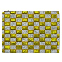 Pattern Desktop Square Wallpaper Cosmetic Bag (xxl)